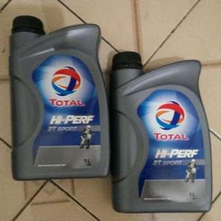 2T Oil Total (ITEM  RESERVED)