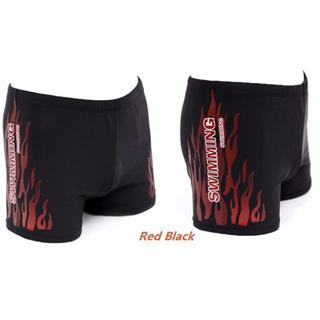 afb4a1bd508 Highly Quality Men Swimming Trunks Beach Pants Shorts Swimwear Swim Suit  Elastic Adjustable Pool Essential Underwear