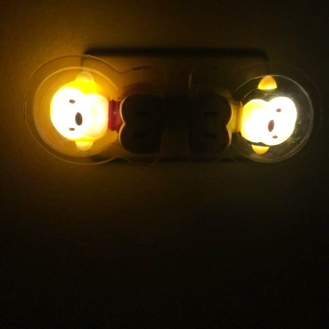 🐒超可愛猴子小夜燈🐒