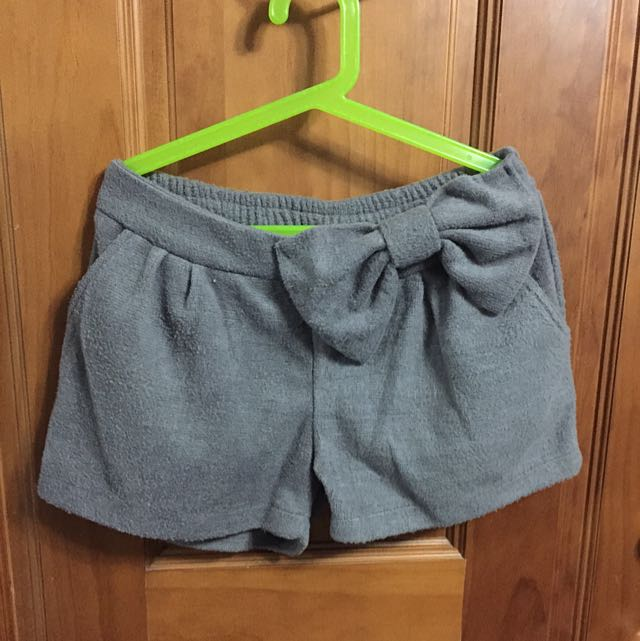 蝴蝶結短褲