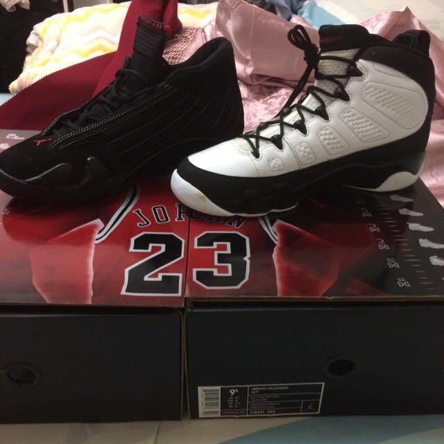 sports shoes 1e6df 5b01e Air Jordan 9 Air Jordan 14 CDP, Sports on Carousell