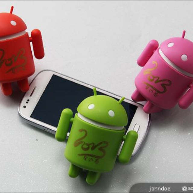 Android造型公仔