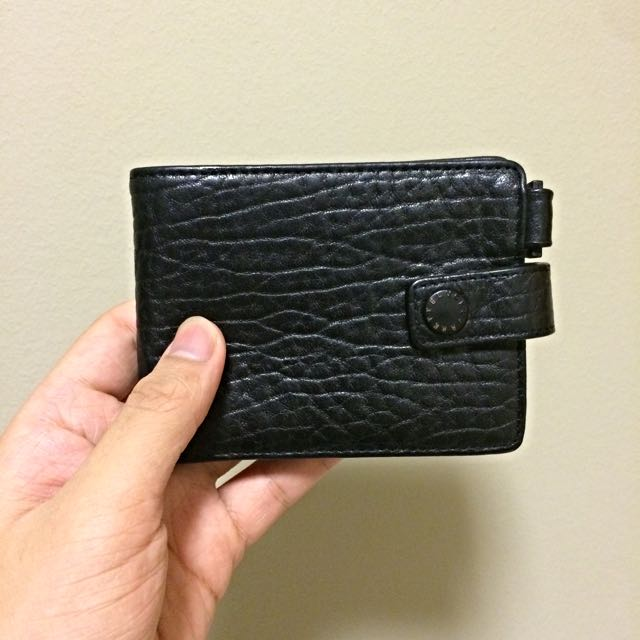 Blackbarrett Real Leather Wallet