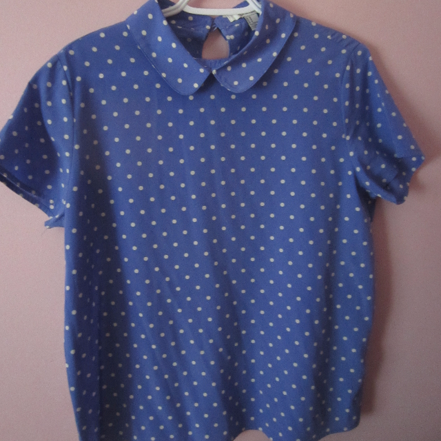 Forever 21 Polka Dot top
