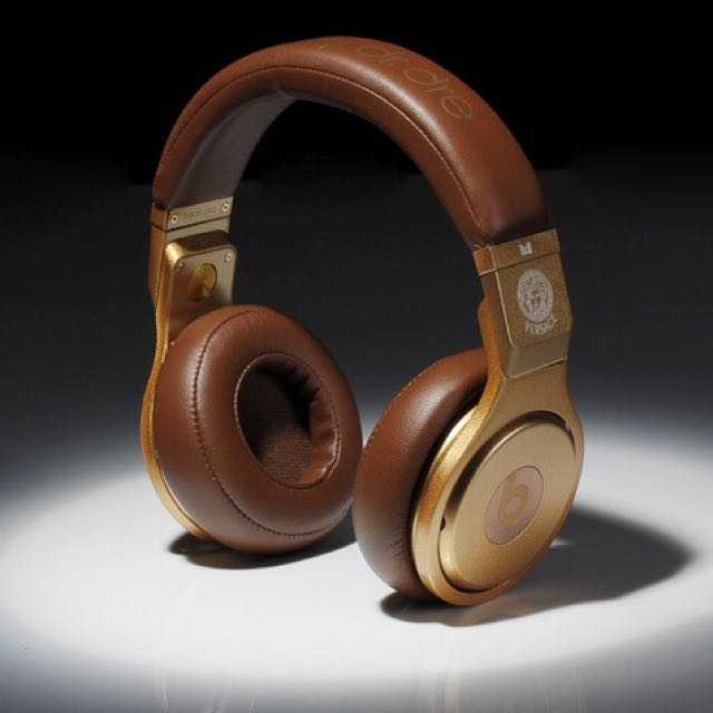 Looking For Beats by Dr Dre Versace Pro Edition Headphones