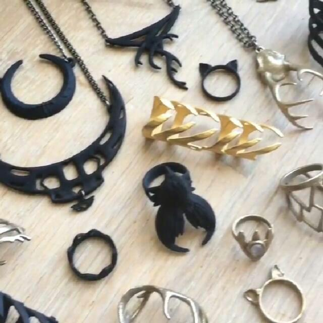 The Rogue + The Wolf Jewellery, Bulletin Board, Preorders on