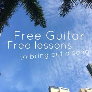 Free Guitar For Future Stars