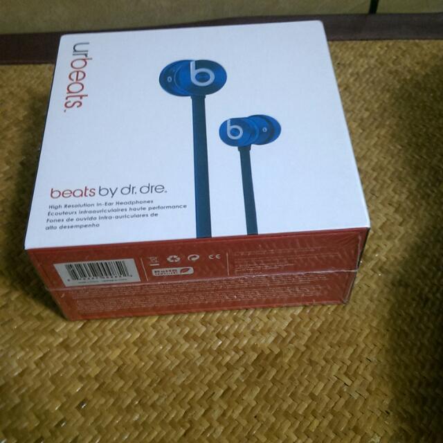 Beats耳機9成新[藍】