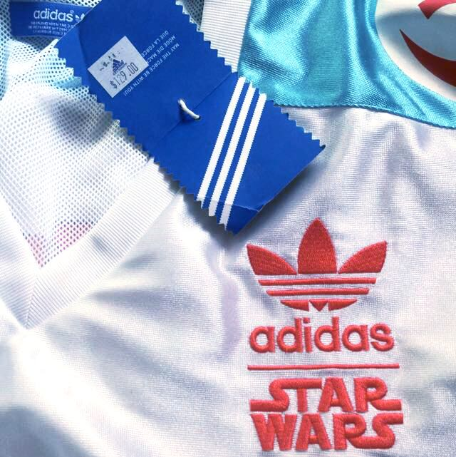 Men's adidas Star Wars Tee Shirt Size US S O58946