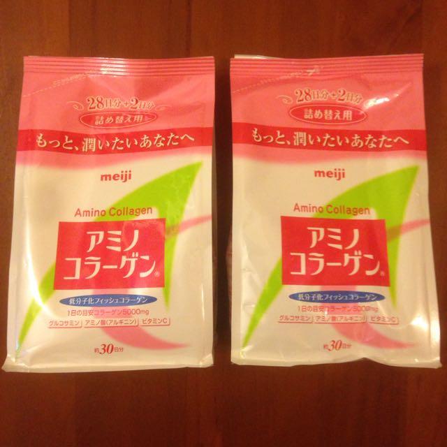 【現貨】Meiji 明治膠原蛋白粉 30日份
