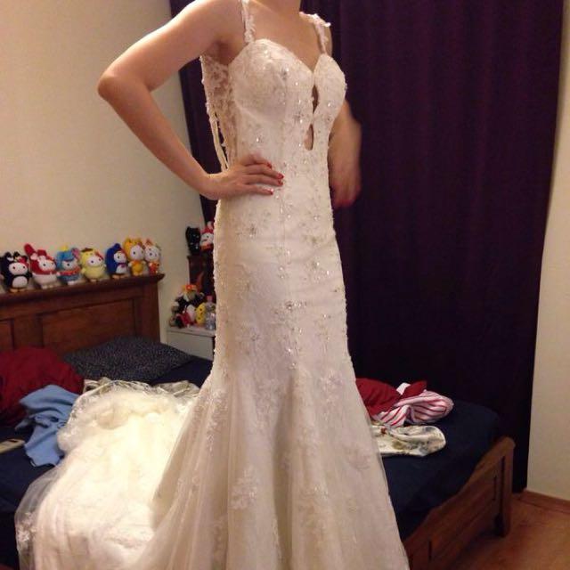 SALES !!Galia Lahav Inspired Wedding Dress