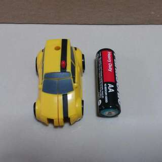 Transformers Animated Bumble Bee
