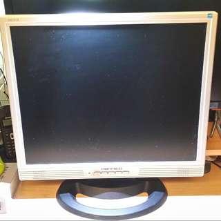 HANNS. G  4:3  19吋液晶螢幕