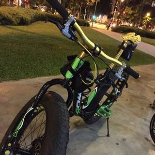FatBike PRICE REDUCED! 2wd