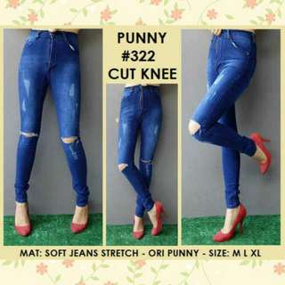 PUNNY 322 JEANS