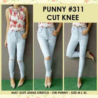 PUNNY 311 JEANS