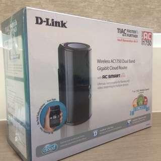 Dlink AC1750 Router