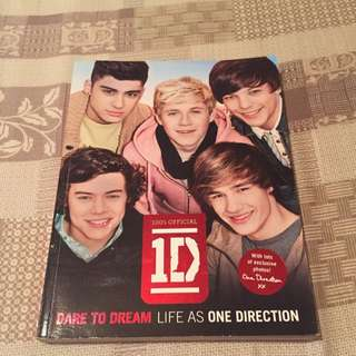 One Direction :Dream To Dream
