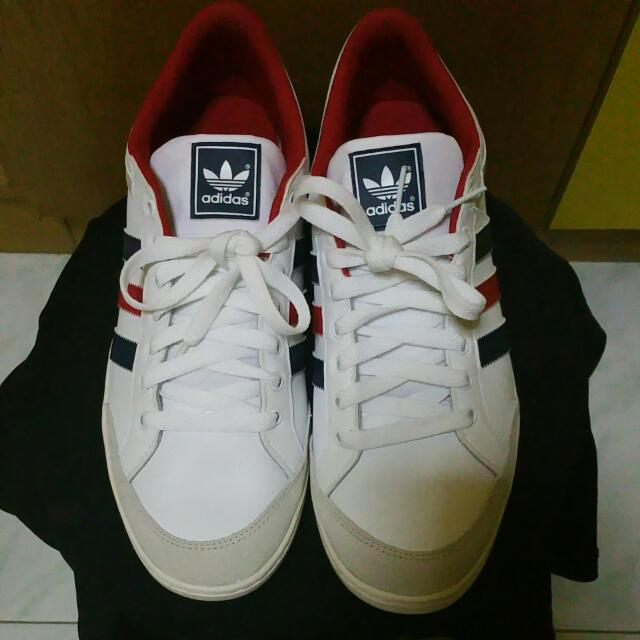 BN Authentic Adidas Trainers - White