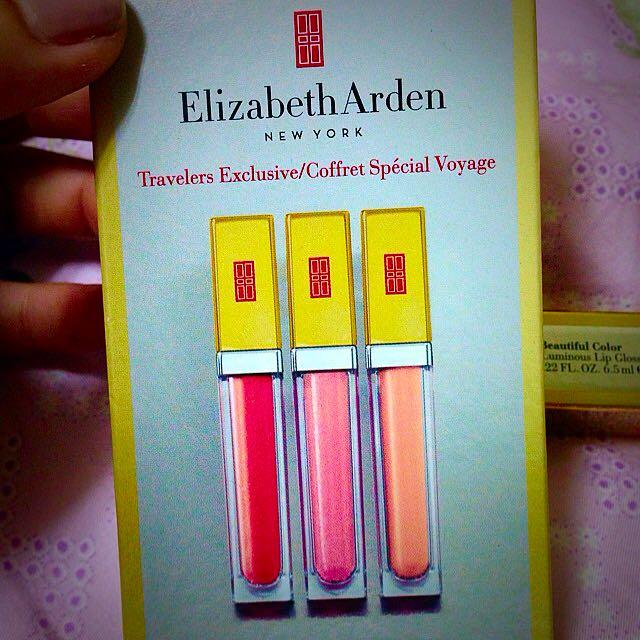 Elizabeth Arden 伊麗莎白雅頓唇蜜--09 Rose Crème