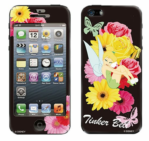 🇺🇸🇯🇵迪士尼 小叮噹 iPhone 5/5s 手機貼膜 gizmobies 小精靈