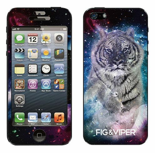 🇺🇸🇯🇵iPhone 5/5s 手機貼膜 gizmobies FIG&VIPER