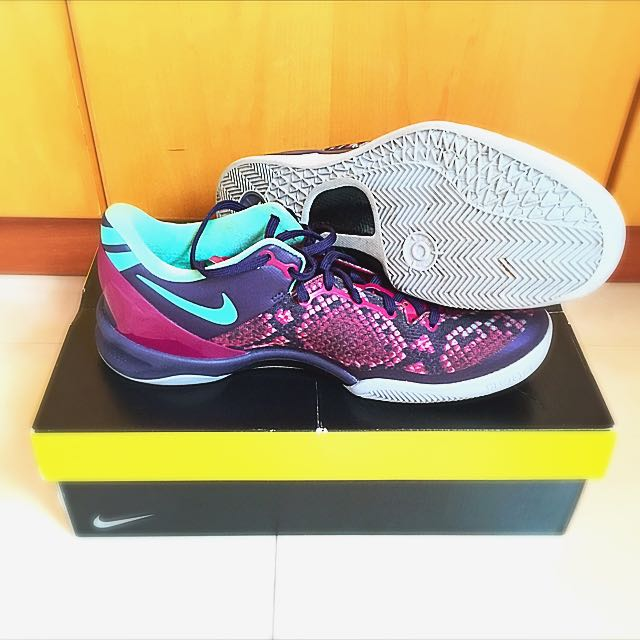 on sale 4f6f5 a7095 Kobe 8 Pit Viper, Men s Fashion on Carousell