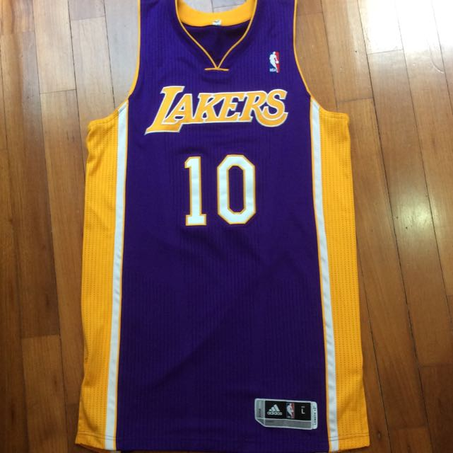 buy online dd060 bac69 Steve Nash - Los Angeles Lakers - Authentic NBA Jersey ( Not ...