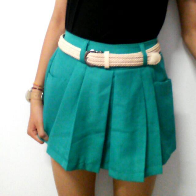 🆕Tiffany綠褲裙