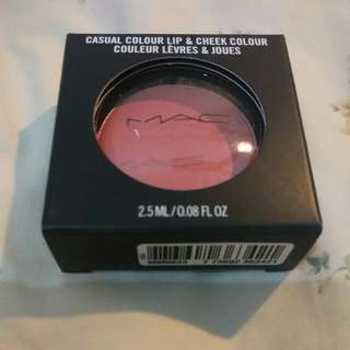 M.A.C Casual Colour Lip & Cheek Colour