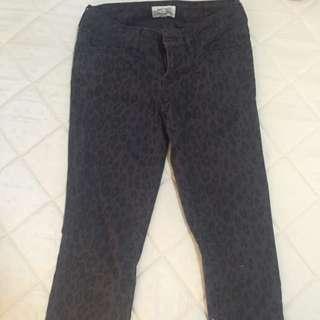 AERO牛仔褲