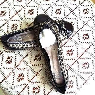 Authentic Bonia Flat Leather Shoe