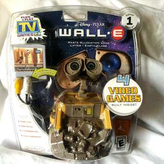 Disney Pixar Wall-e Tv Game