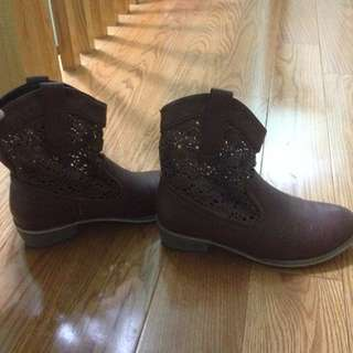 Aeropostale Brown Boots