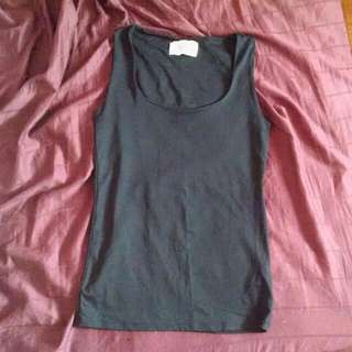 (M) Zara Basic Sleeveless Top