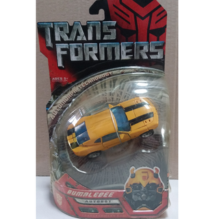 Transformers Movie 1 Bumblebee