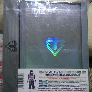 BigBang-ALIVE專輯 GD版