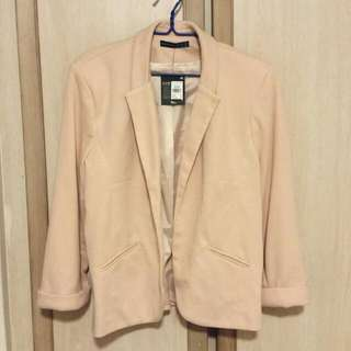 Sale: Cheap Plus-sized Ladies Blazer(Brand New)