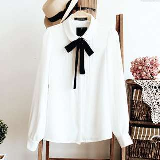 BNWT Blouse With Ribbon
