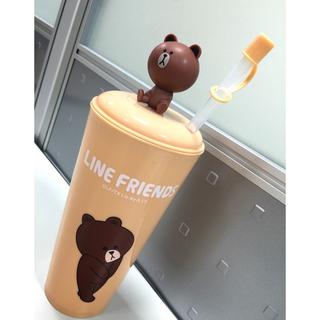 【泰國】7-11 LINE FRIENDS 熊大 兔兔 饅頭人 冷飲杯 22oz(約620ml)