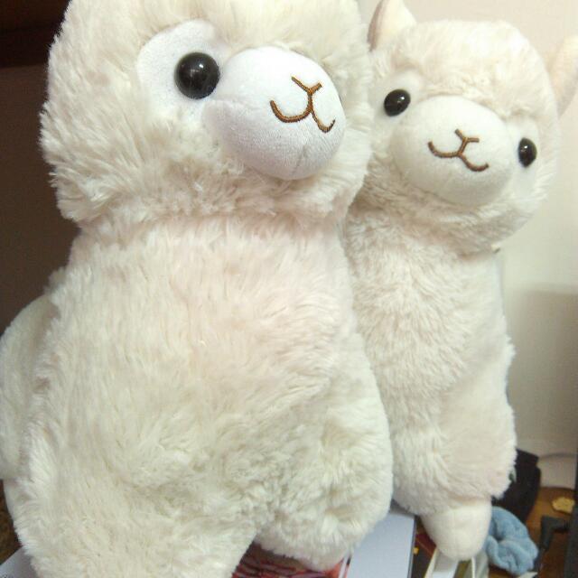 草泥馬/羊駝