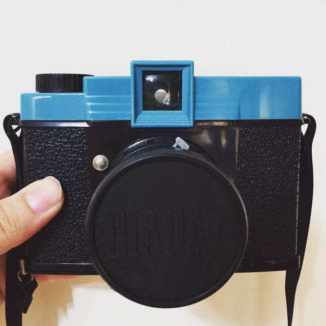 免運/ Lomo Diana F+ 120底片相機