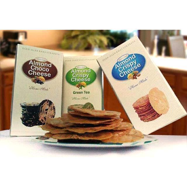 Almond Crispy from Surabaya