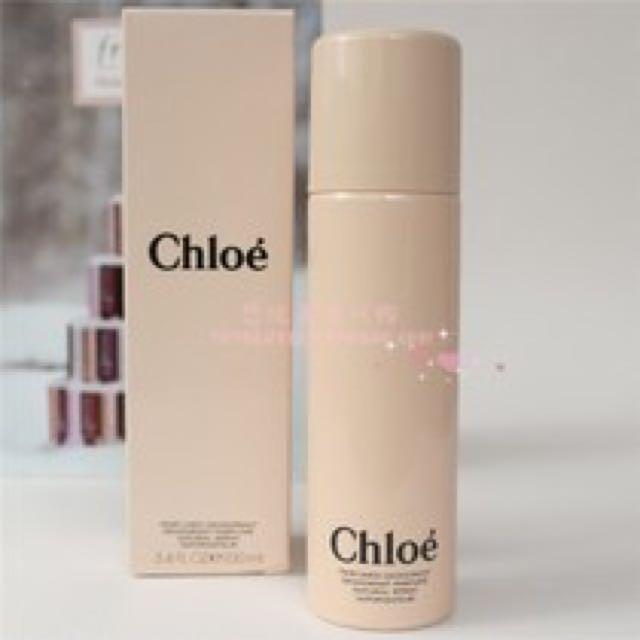 (全新)Chloe噴霧香水100ml
