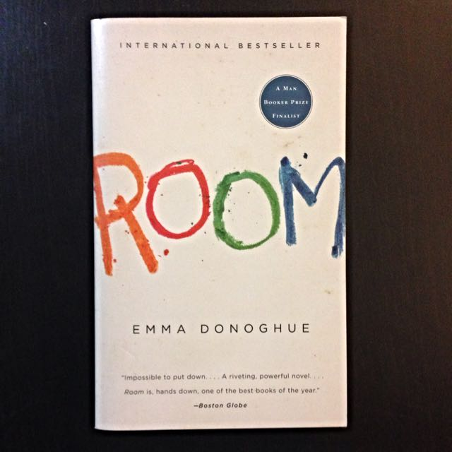 RESERVED Emma Donoghue - Room