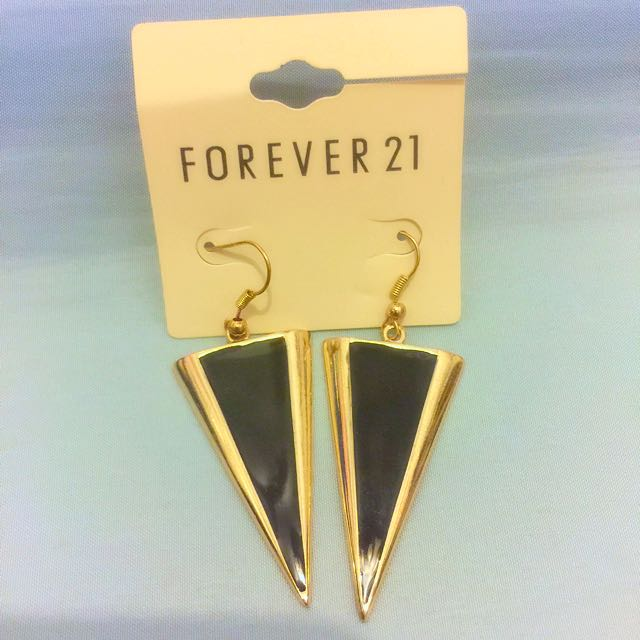 Forever21時尚耳環