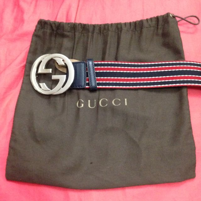 Gucci Belt Rarely Used Made In Italy