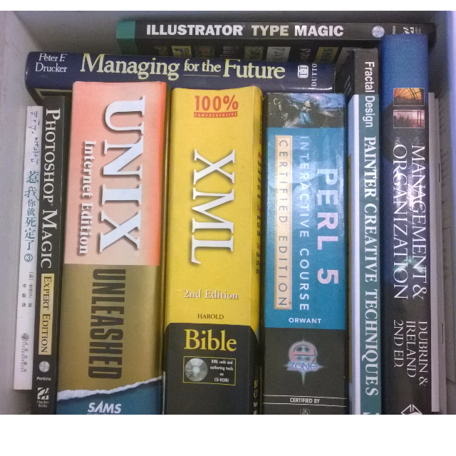 IT and Management books