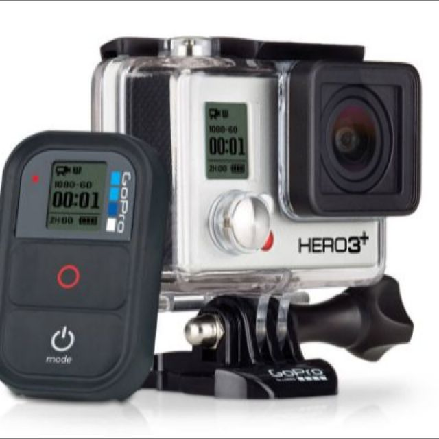 Looking For Gopro Hero 3+ Silver Black