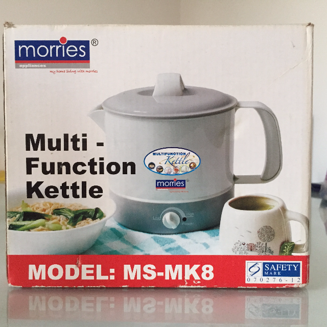 Morries Multi-function Kettle